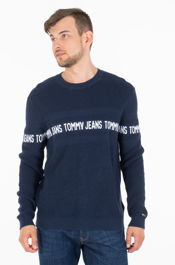 TJM TAPE SWEATER