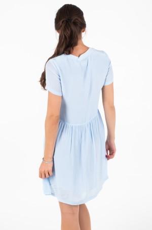 Suknelė FAUX SILK T-SHIRT DRESS-2
