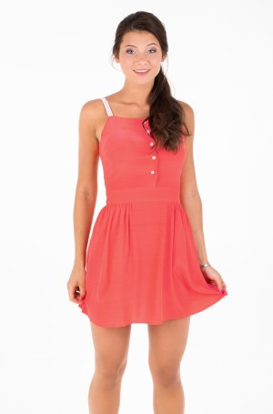 Kleita LOGO STRAP SLIP DRESS-1