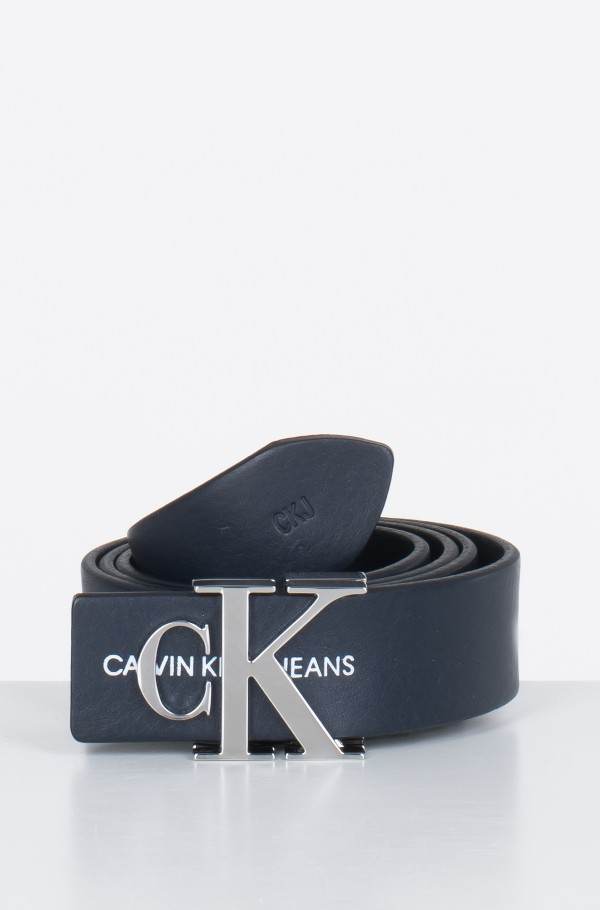 J 3CM MONO LEATHER BELT