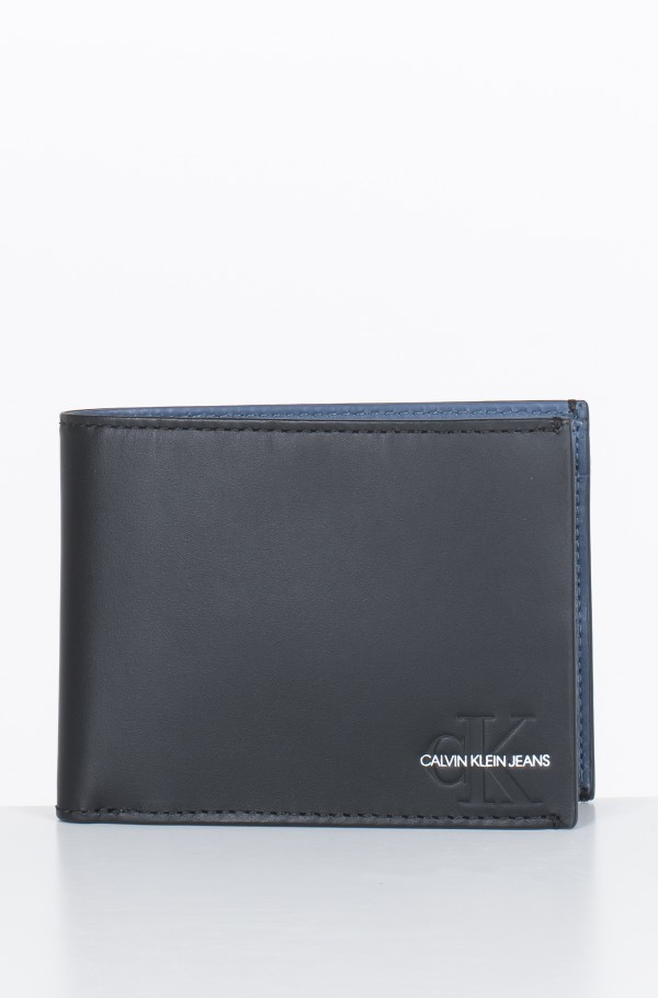 MONOGRAM BILLFOLD W COIN