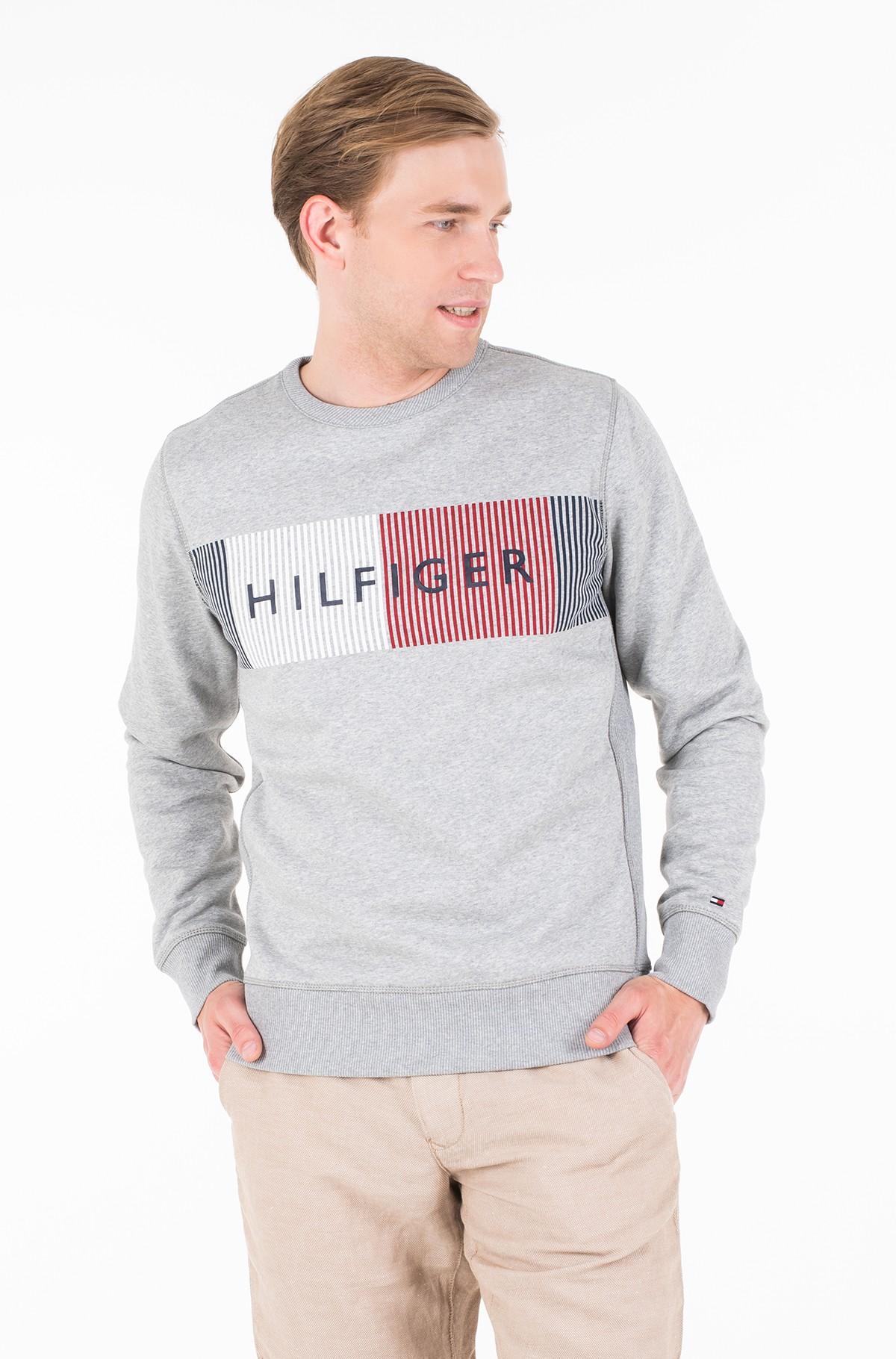 Džemperis HILFIGER LOGO SWEATSHIRT-full-1