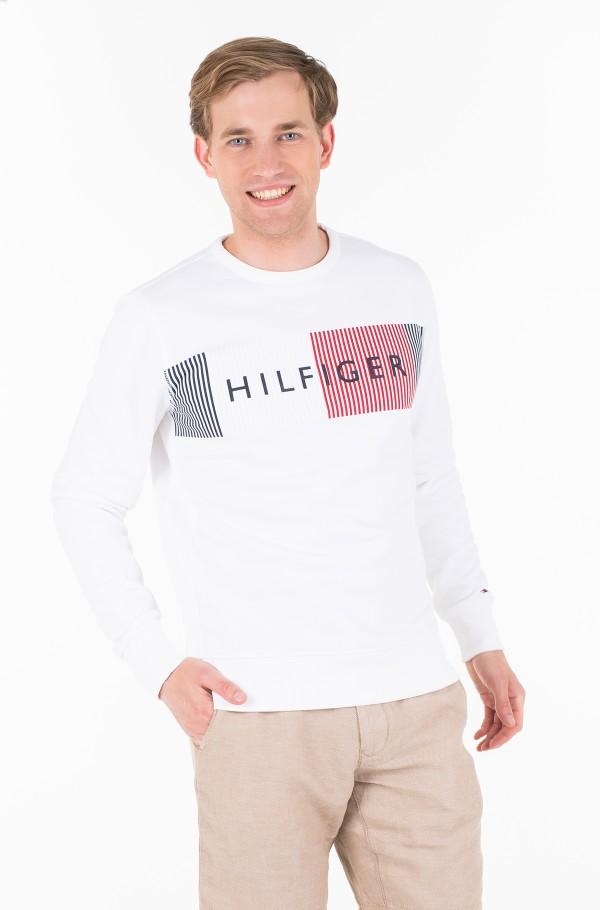 HILFIGER LOGO SWEATSHIRT