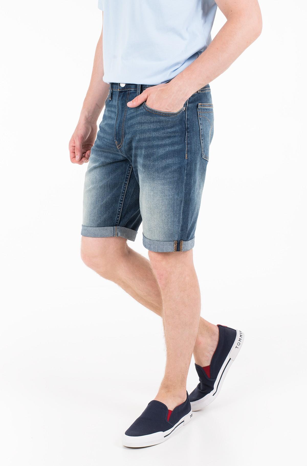 Lühikesed teksapüksid SLIM SHORT J30J312792-full-1