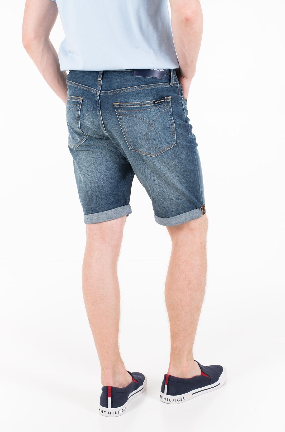 Lühikesed teksapüksid SLIM SHORT J30J312792-full-2
