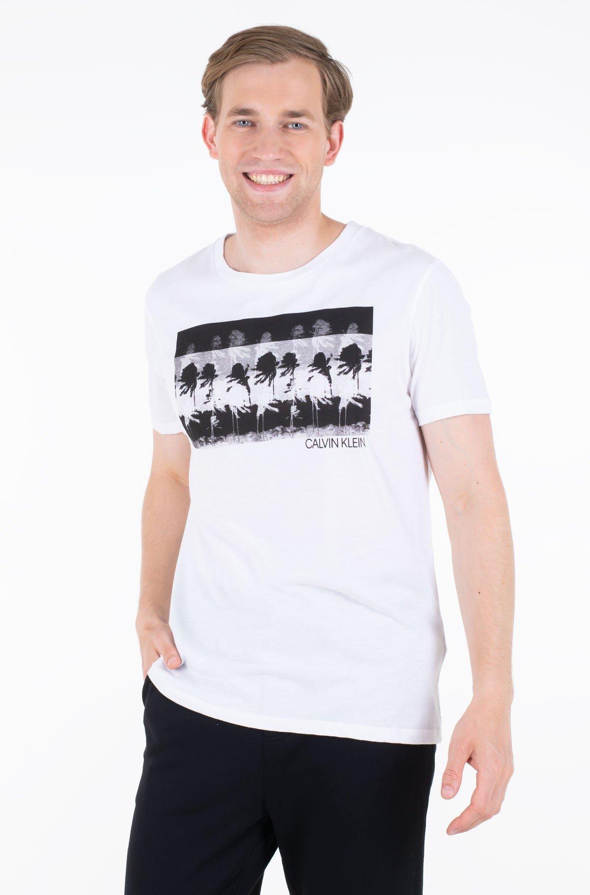 Marškinėliai RELAXED CREW TEE-HURRICANE-full-1