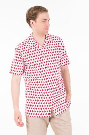 Marškiniai su trumpomis rankovėmis BOLD GEO PRINT SHIRT S/S-1