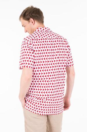 Marškiniai su trumpomis rankovėmis BOLD GEO PRINT SHIRT S/S-2