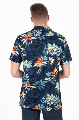 Marškiniai su trumpomis rankovėmis HAWAIIAN PRINT SHIRT S/S-2