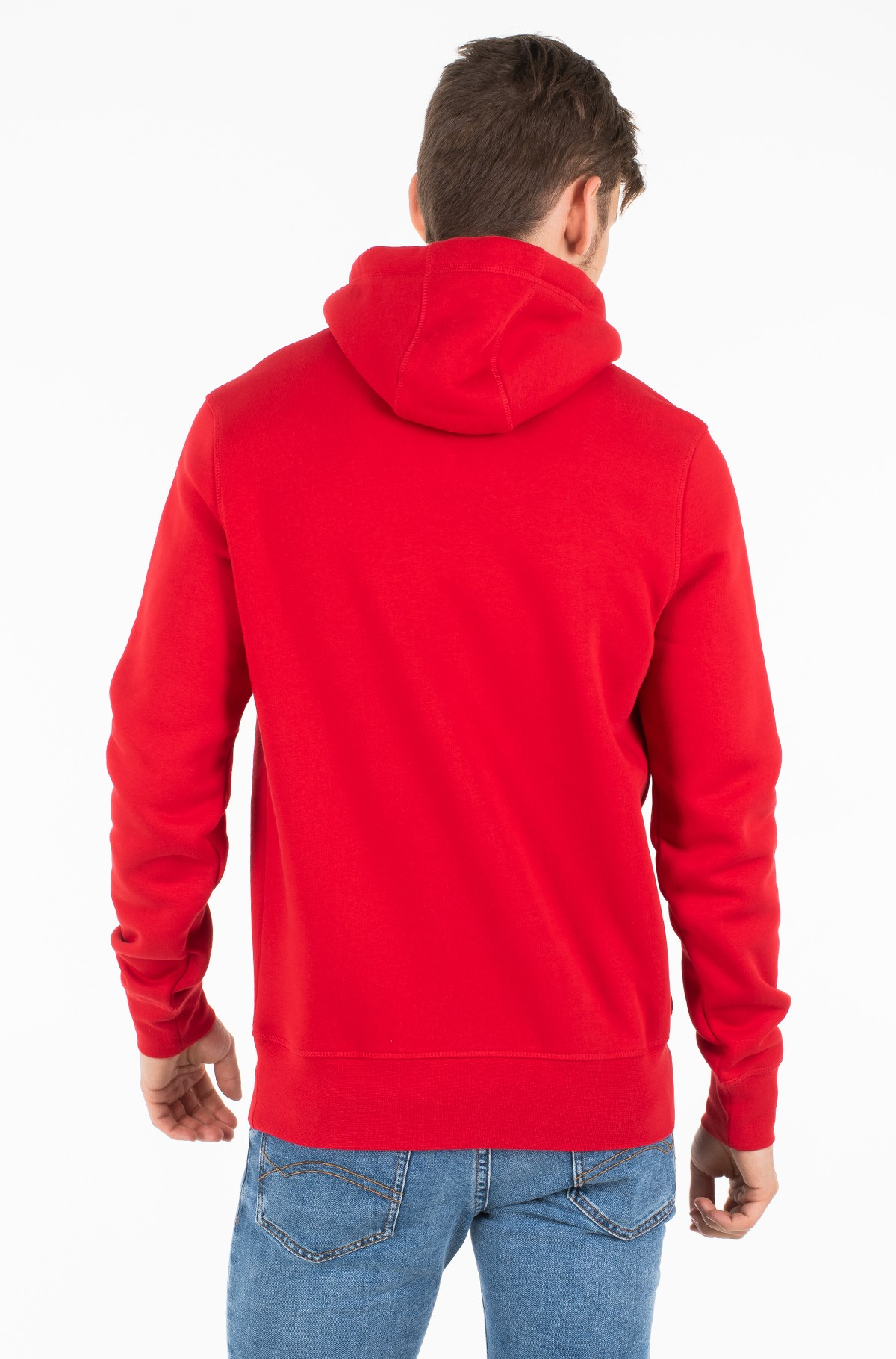 Džemperis TOMMY LOGO HOODY MW0MW10752-full-2