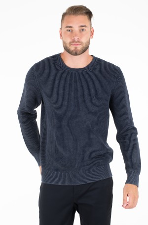Džemperis GARMENT DYE CREW NECK-1