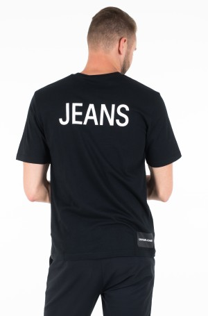 Marškinėliai CK JEANS ON THE BACK REG SS-2