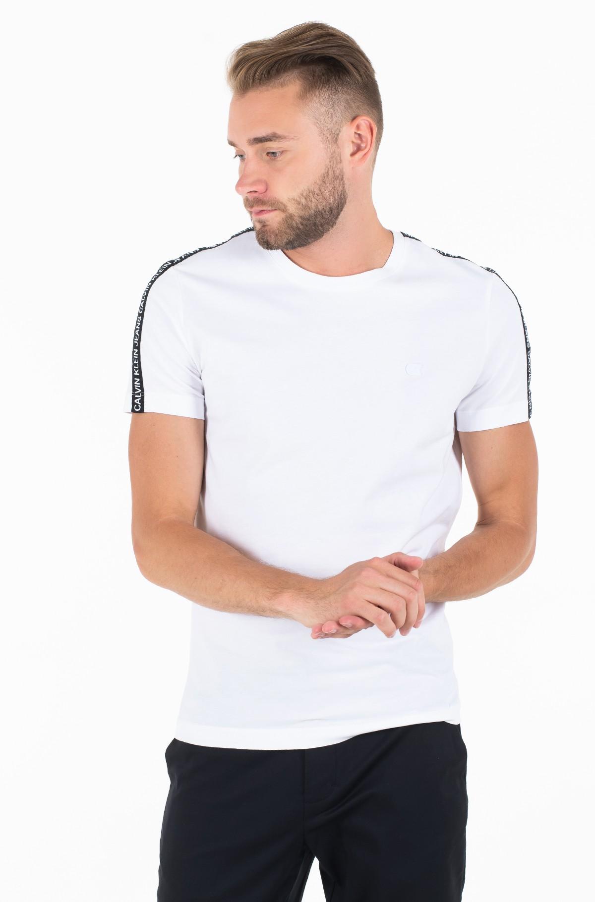 Marškinėliai SLEEVES LOGO INSTIT TAPE SS-full-1