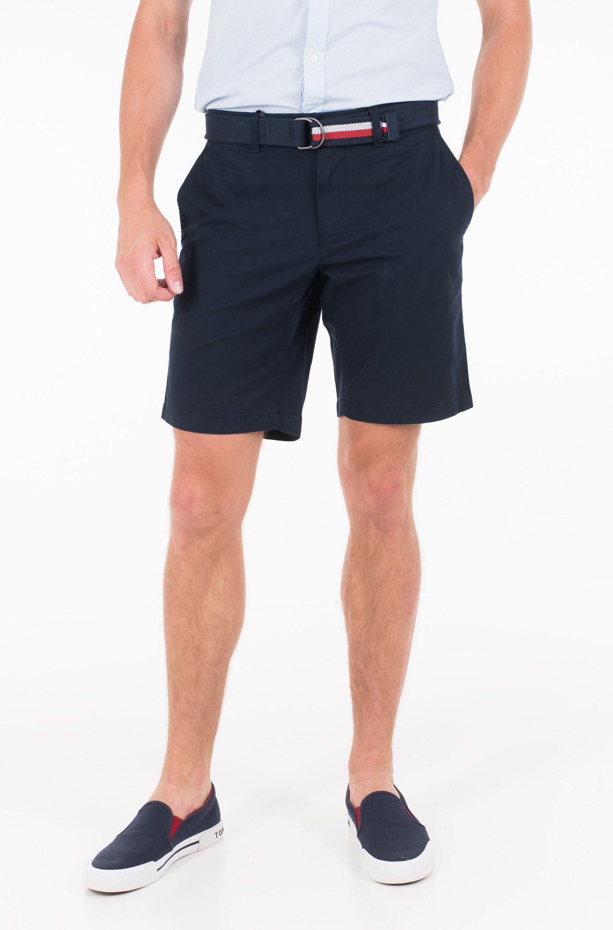 Shorts BROOKLYN SHORT LIGHT TWILL BELT-full-1
