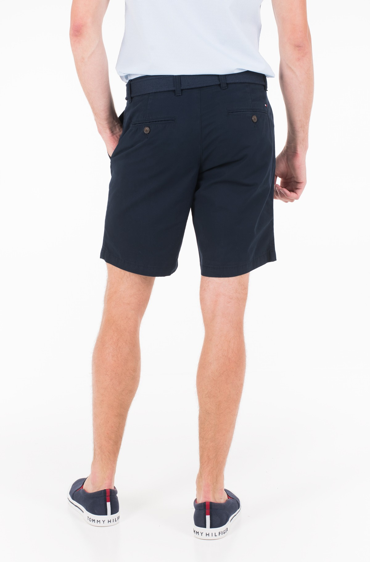 Shorts BROOKLYN SHORT LIGHT TWILL BELT-full-2