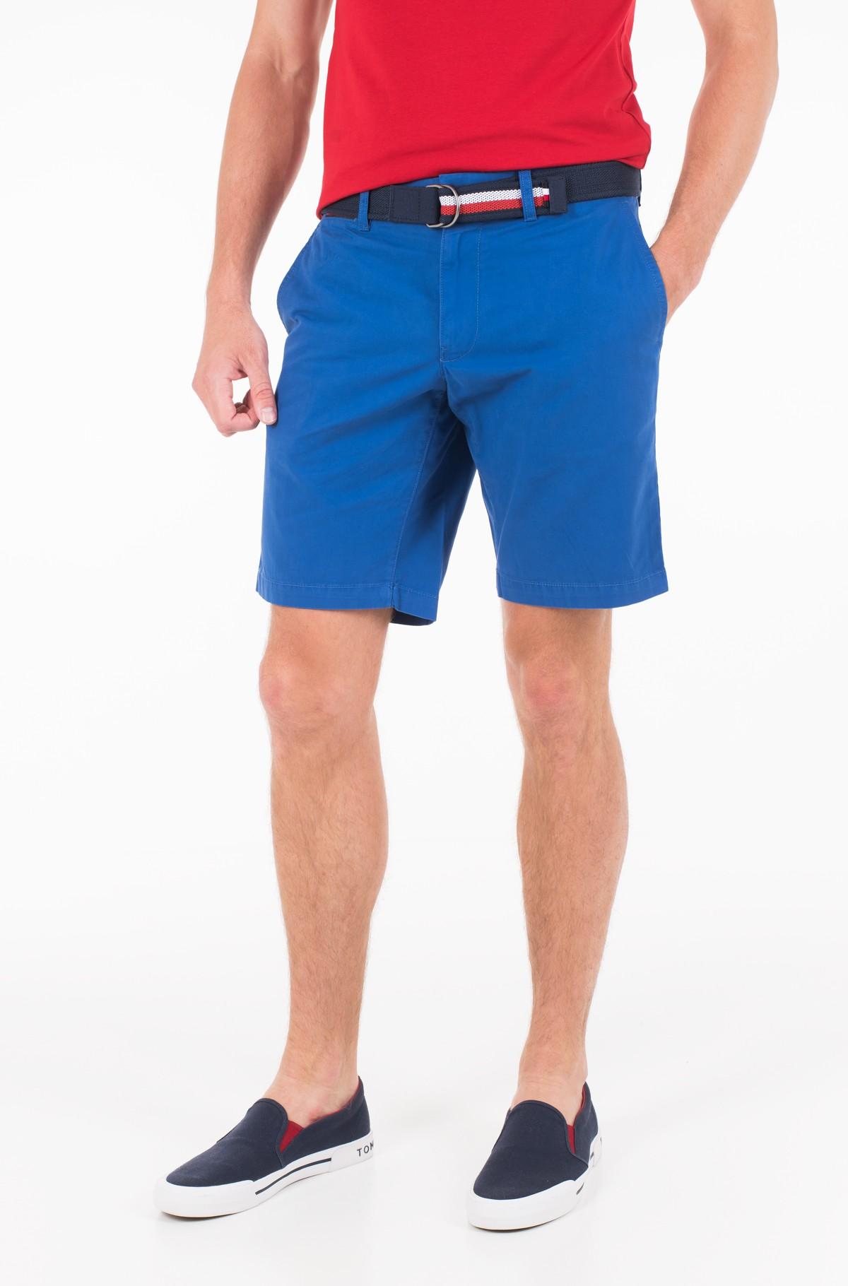 Shorts BROOKLYN SHORT LIGHT TWILL BELT-full-1