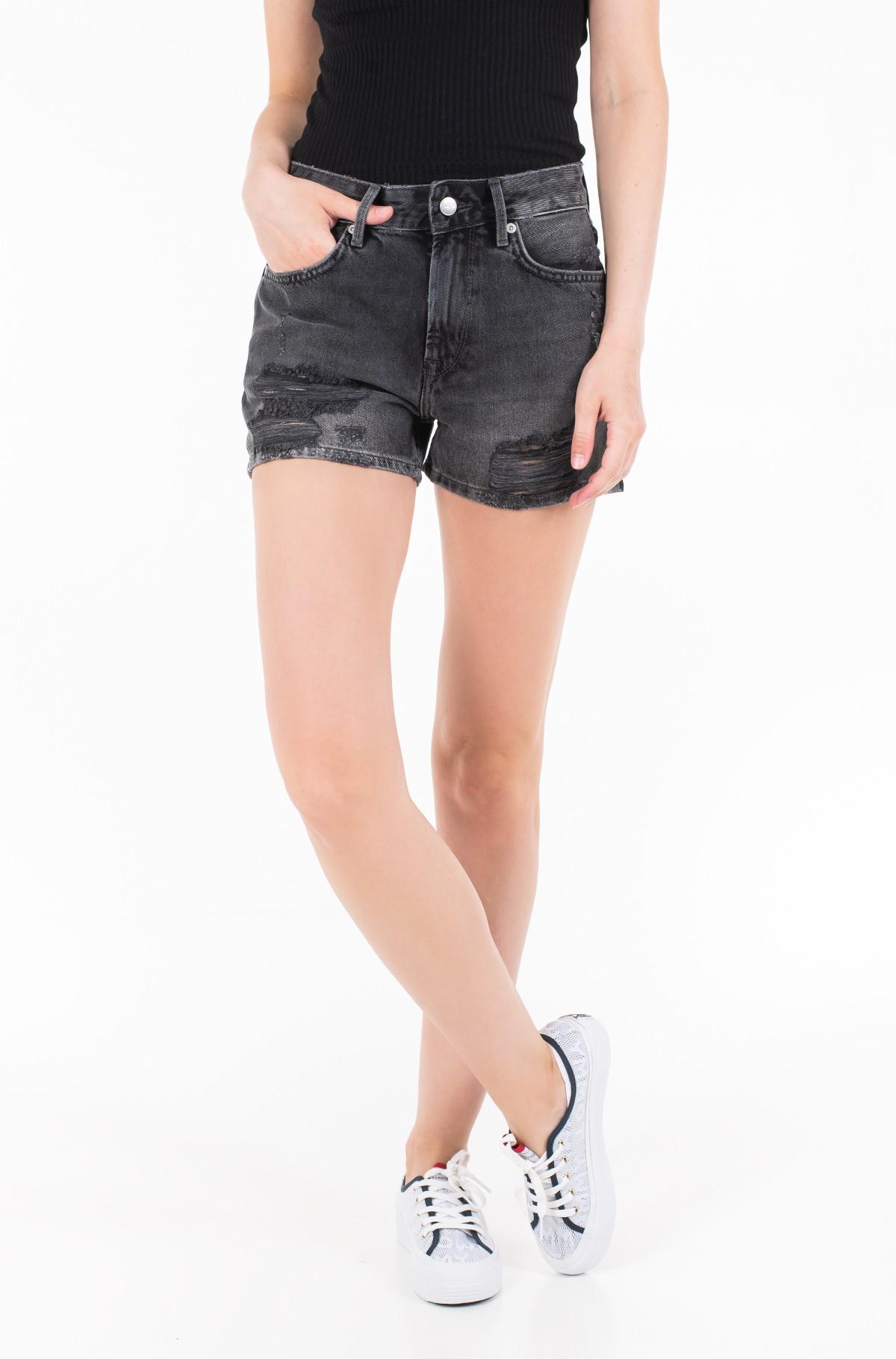 Lühikesed teksapüksid MARY SHORT/PL800865-full-1