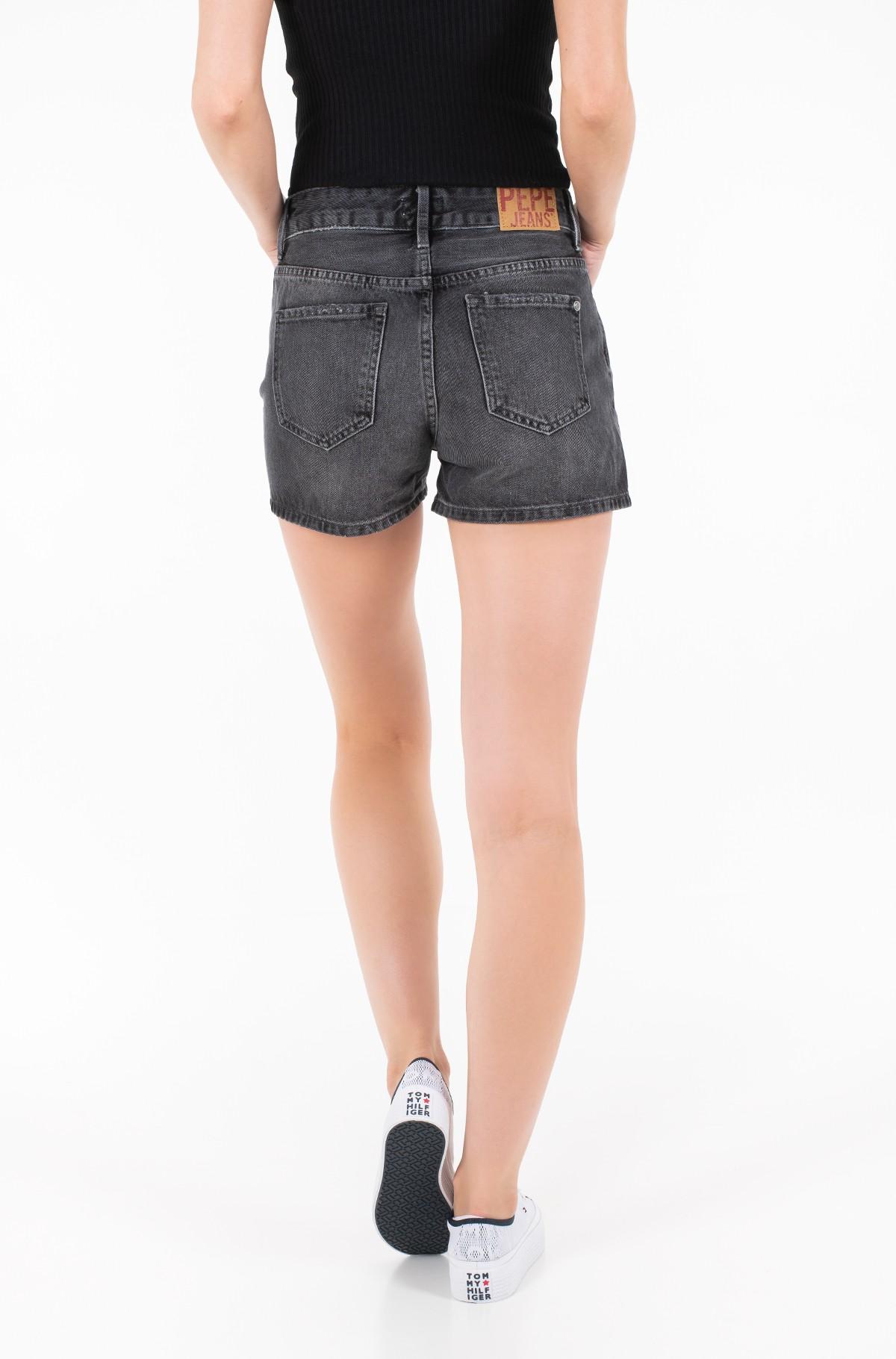 Lühikesed teksapüksid MARY SHORT/PL800865-full-2