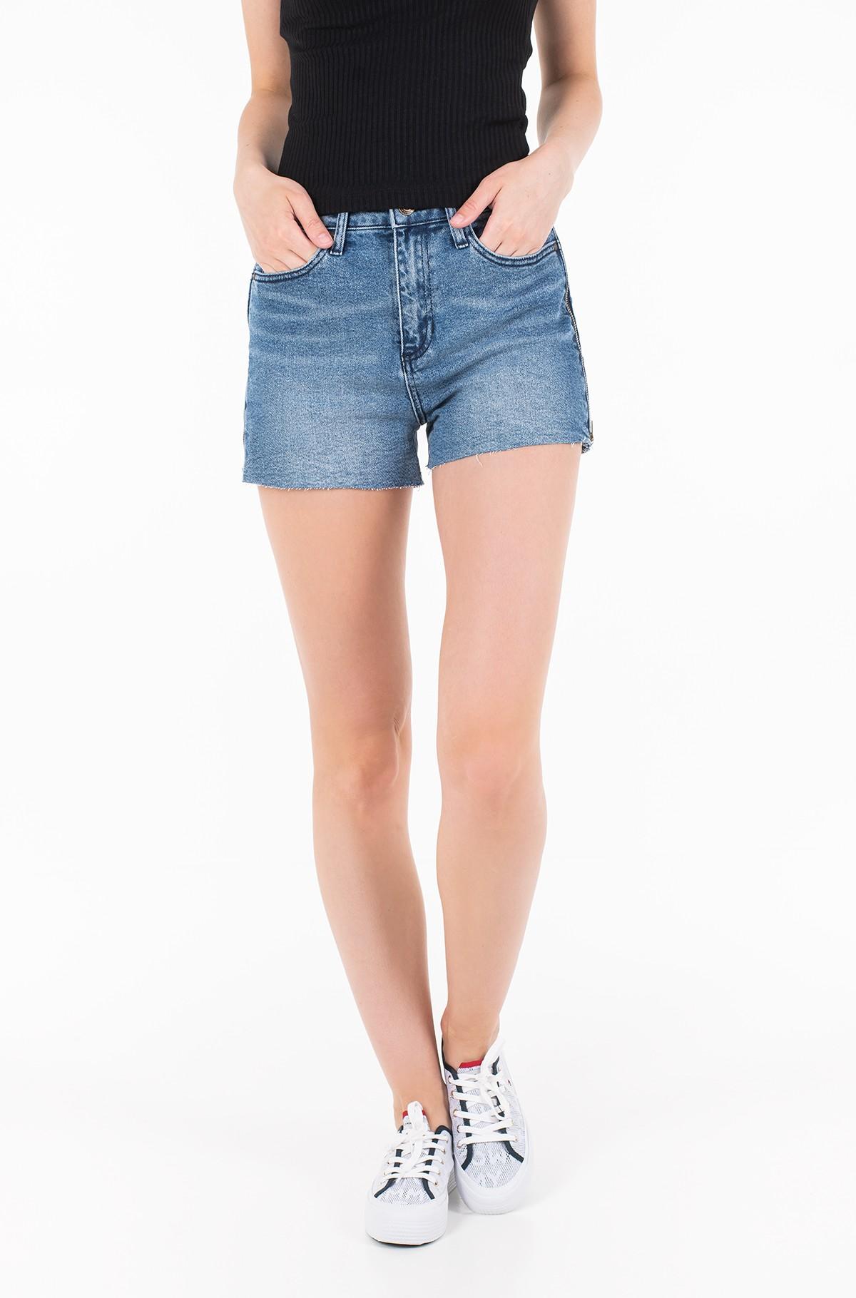 Lühikesed teksapüksid W91D26 D3EA2-full-1