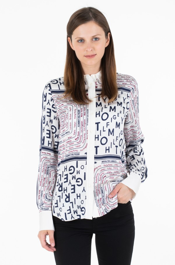 FLORENCE BLOUSE LS