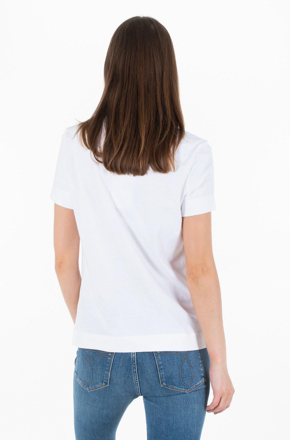 Marškinėliai CHRISTA C-NK TEE SS-full-2