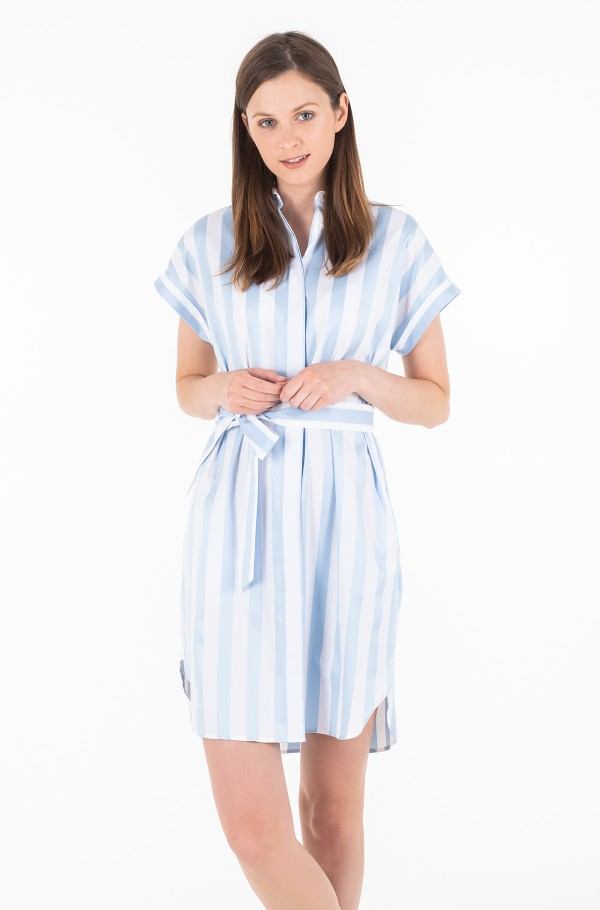 TH ESSENTIAL SHIRT DRESS SS