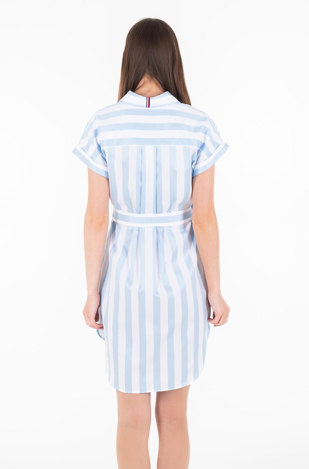 Suknelė TH ESSENTIAL SHIRT DRESS SS-full-2