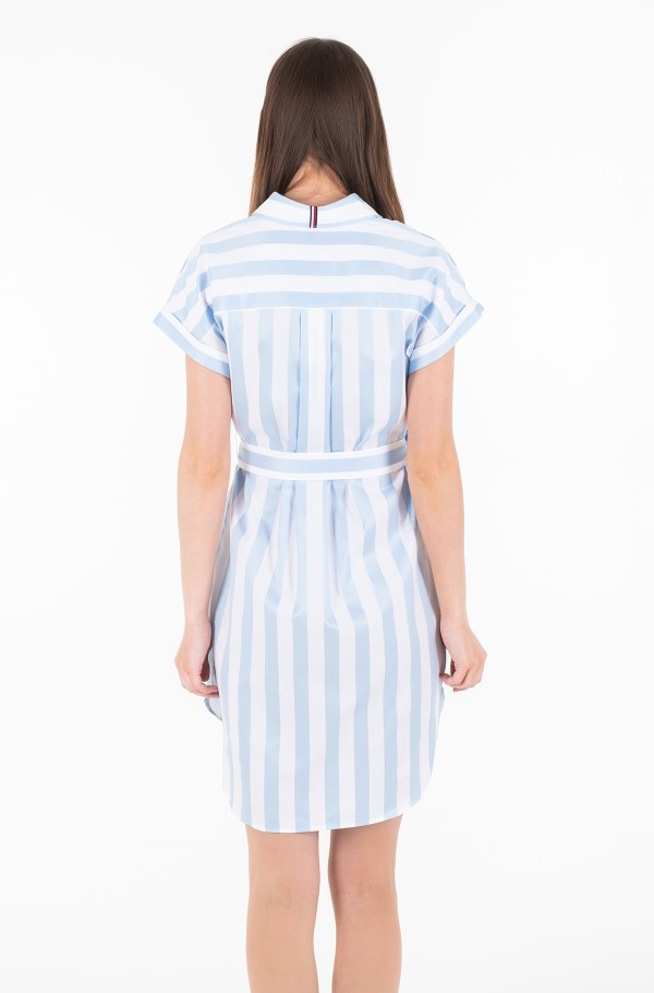 TH ESSENTIAL SHIRT DRESS SS-hover