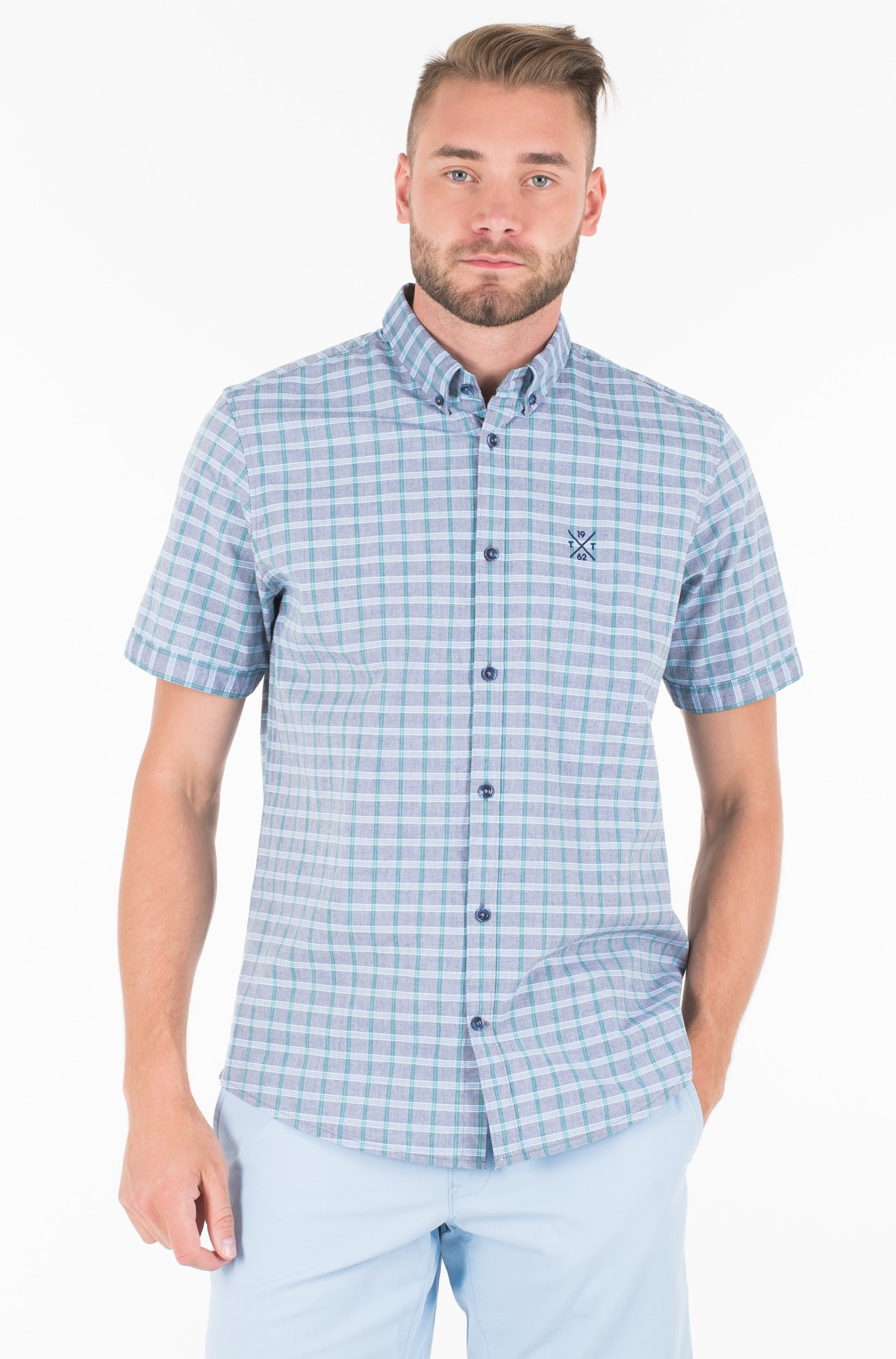 Marškiniai su trumpomis rankovėmis 1010871-full-1