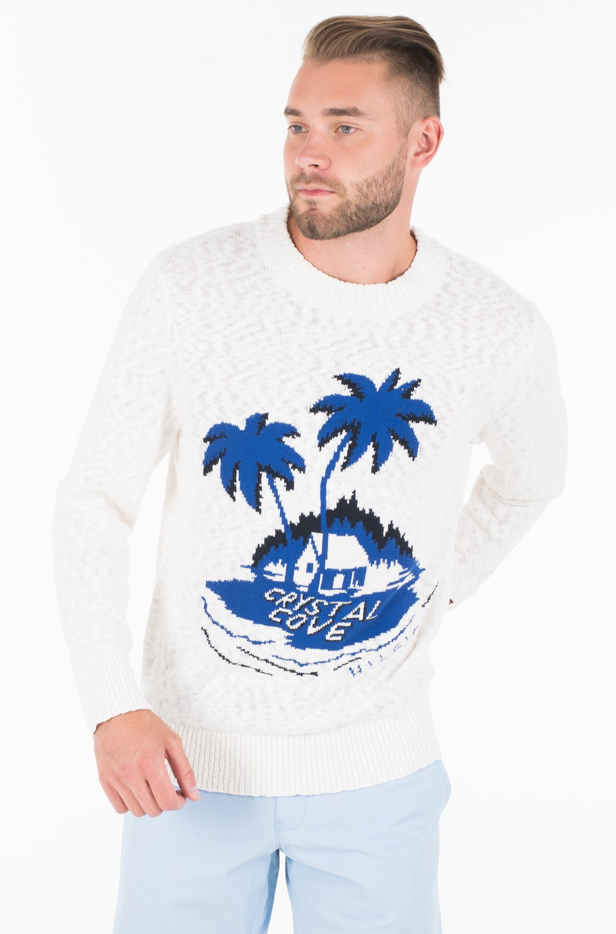 Kudum SOUVENIR SLUB SWEATER-full-1