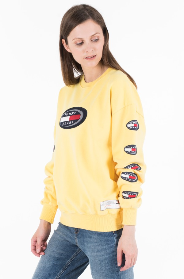 TJW SUMMER OVAL SWEATSHIRT W16