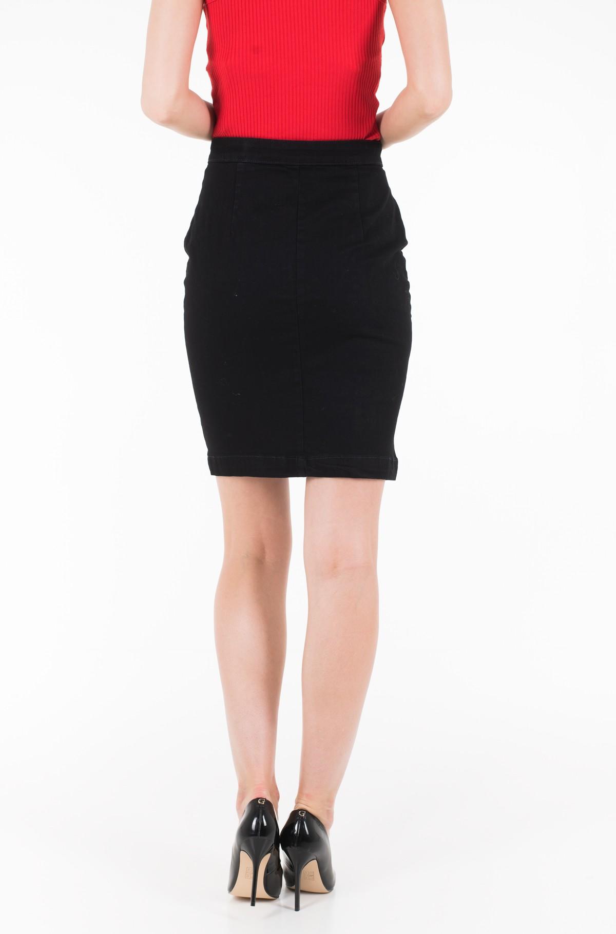 Denim skirt  W93D70 D3OP0-full-2