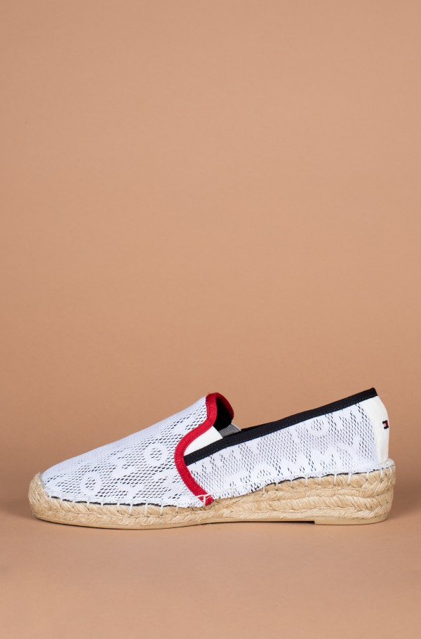 TOMMY MESH SPORTY ESPADRILLE-hover