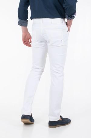 Džinsinės kelnės STRAIGHT DENTON STR CHADON WHITE-2