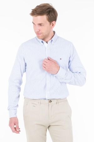 Marškiniai CORE STRETCH SLIM STRIPE SHIRT-1