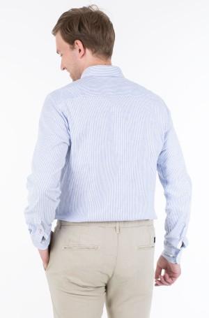 Marškiniai CORE STRETCH SLIM STRIPE SHIRT-2