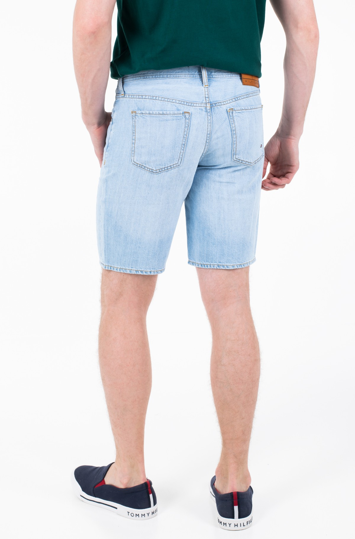Šortai BROOKLYN 5PKT SHORT RGD SID BLUE-full-2