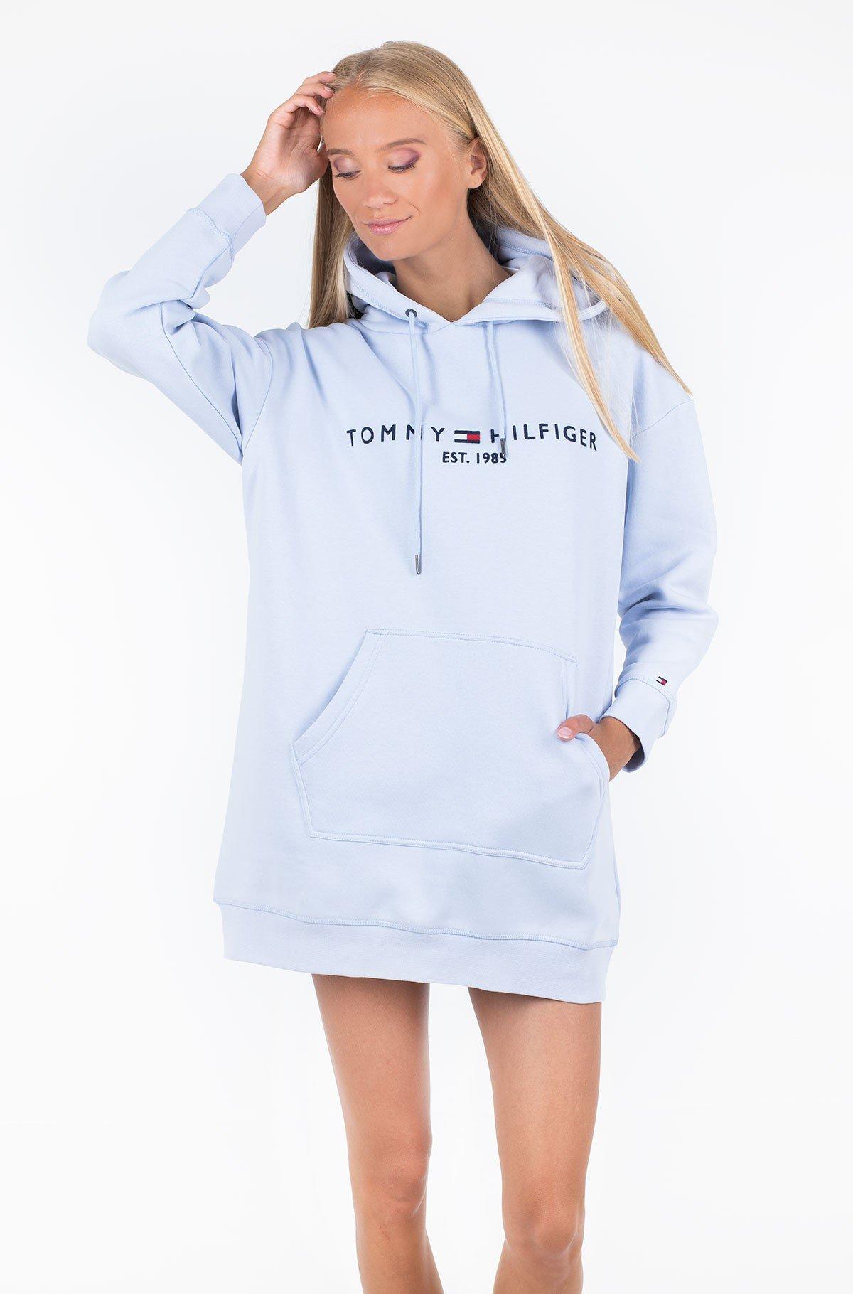 Dress INJ TH ESS HOODED DRESS LS-full-1