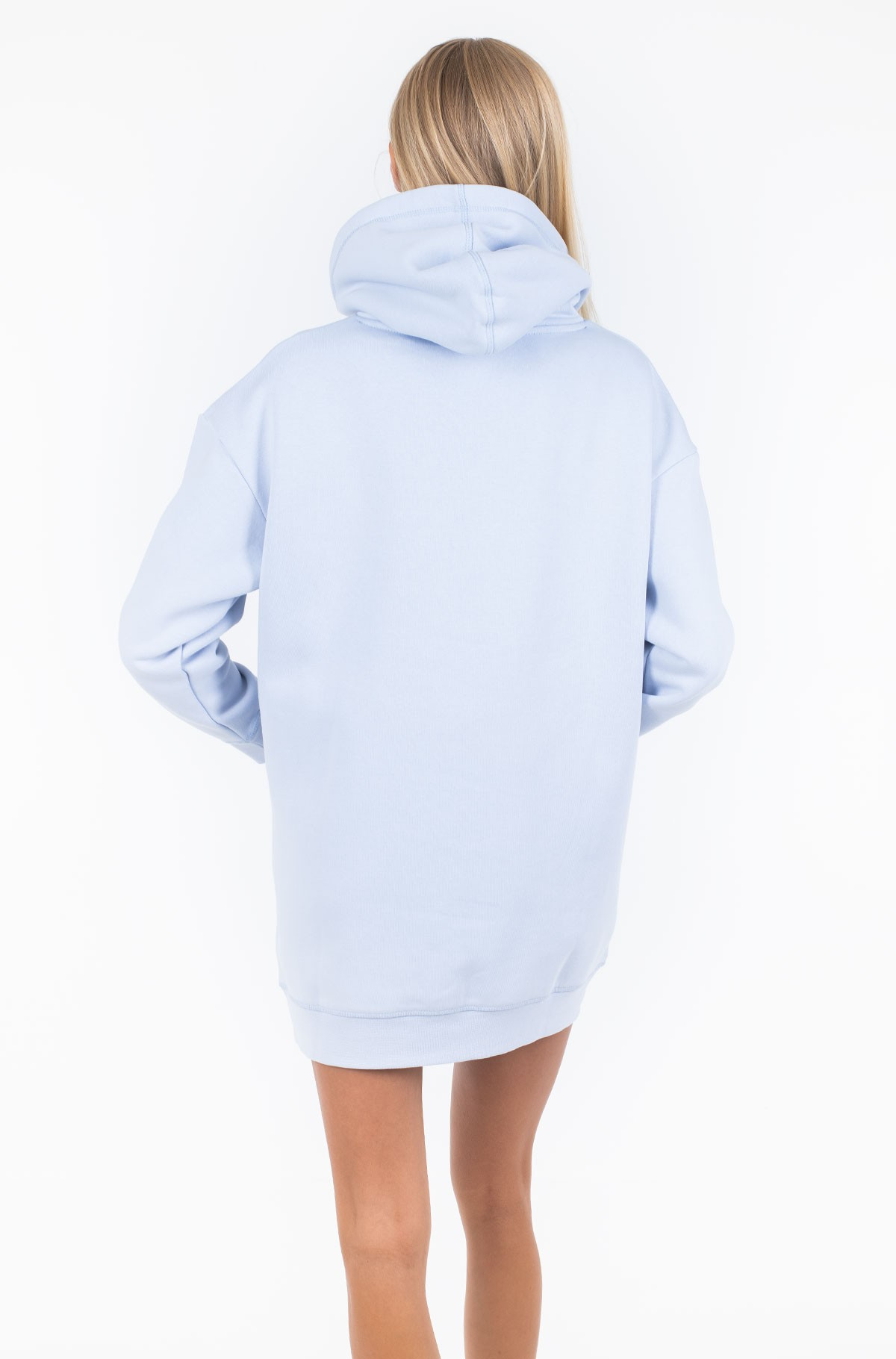 Dress INJ TH ESS HOODED DRESS LS-full-2