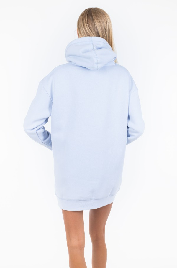 INJ TH ESS HOODED DRESS LS-hover
