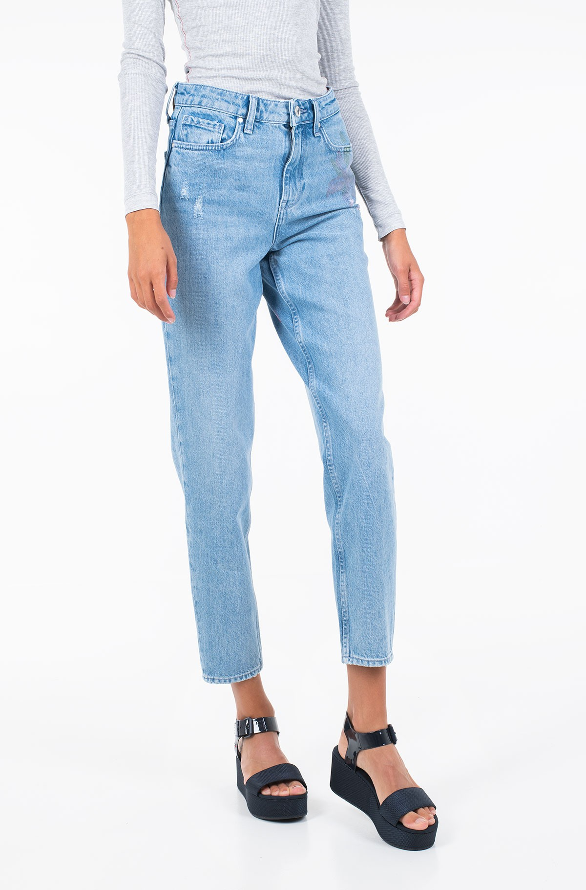 Jeans GRAMERCY TAPERED HW A NINA	-full-1