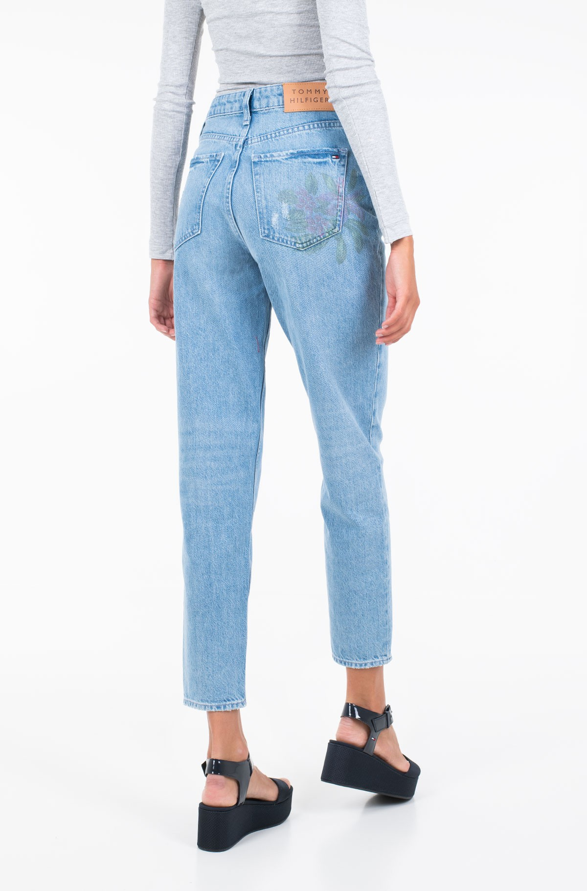 Jeans GRAMERCY TAPERED HW A NINA	-full-2