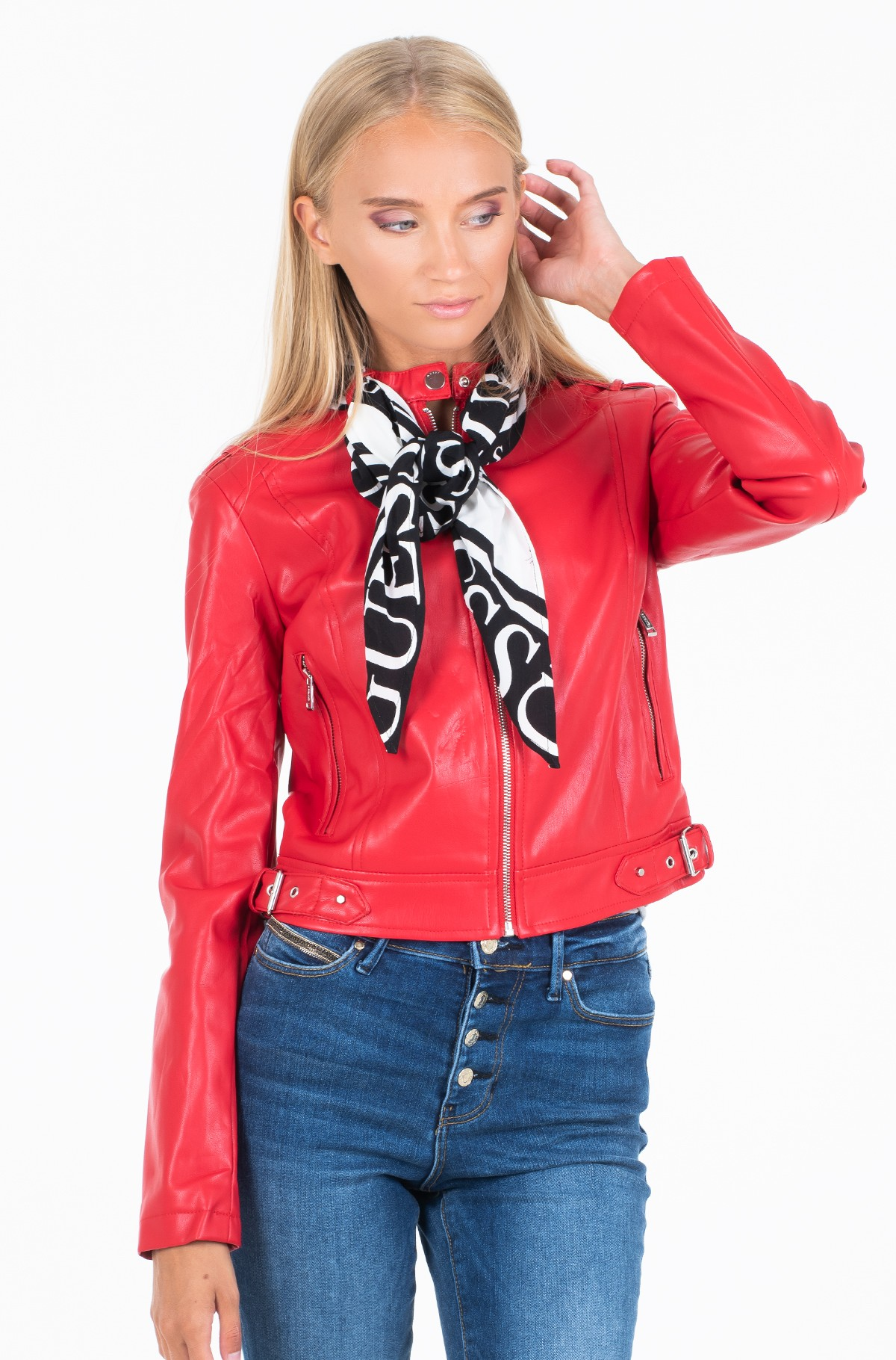 Leather jacket W93L73 WAEI0-full-1