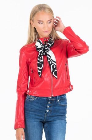 Leather jacket W93L73 WAEI0-1
