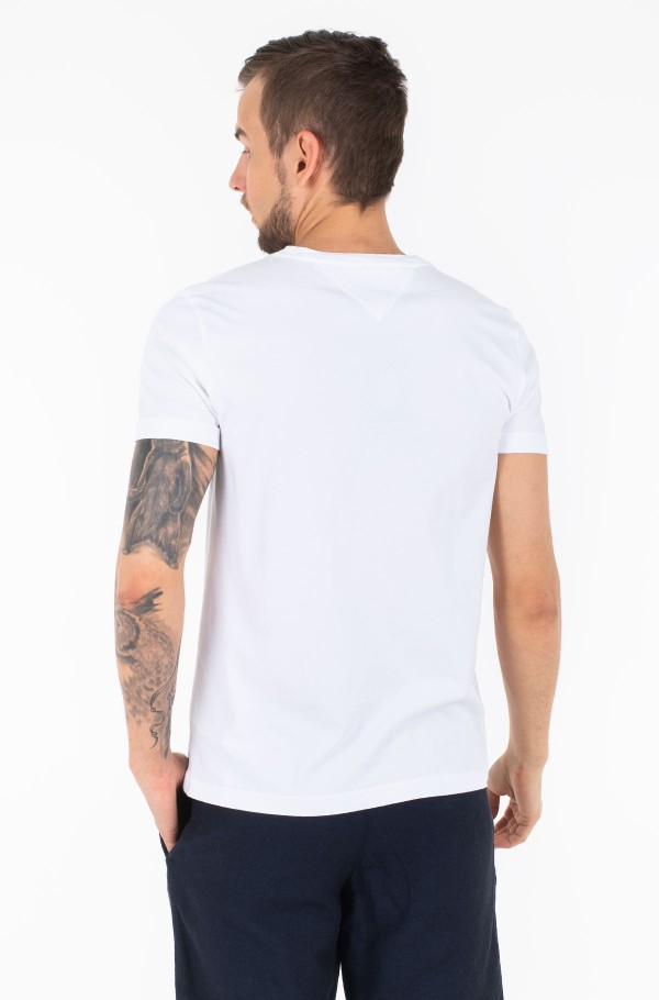 CORP MERGE TEE-hover