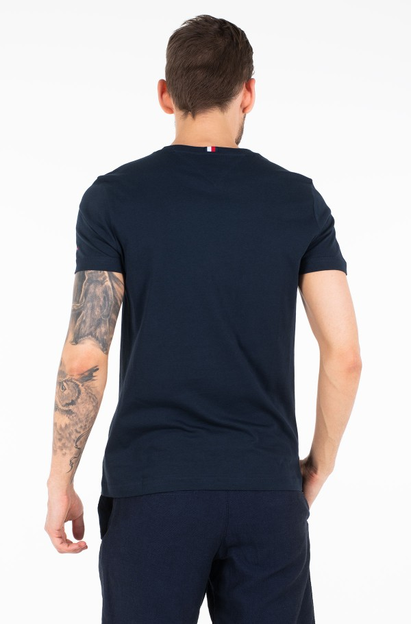 EMBOSSED BOX TEE-hover