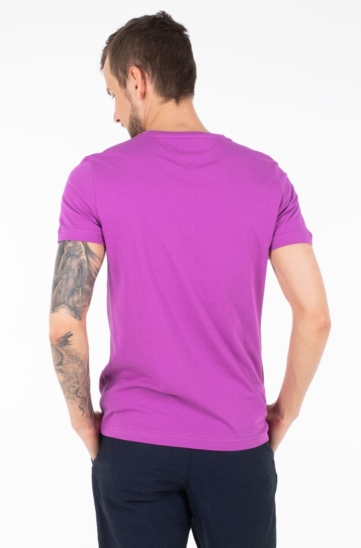 Marškinėliai TOMMY HILFIGER ESSENTIAL TEE-full-2