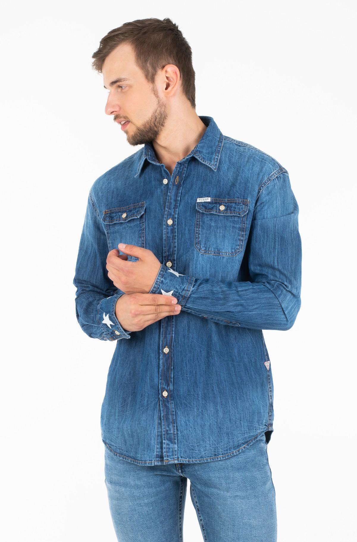 Džinsiniai marškiniai M93H33 D14LF-full-1