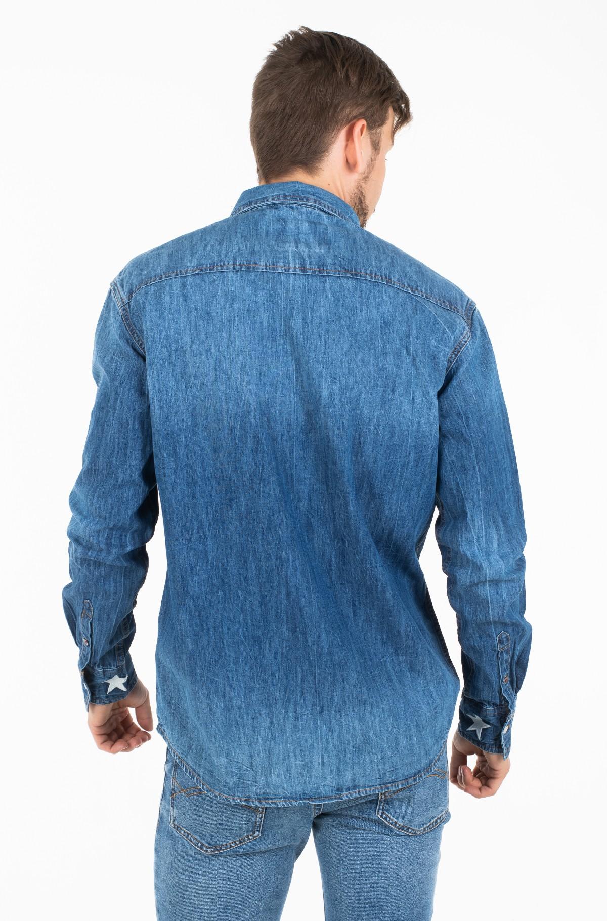 Džinsiniai marškiniai M93H33 D14LF-full-2