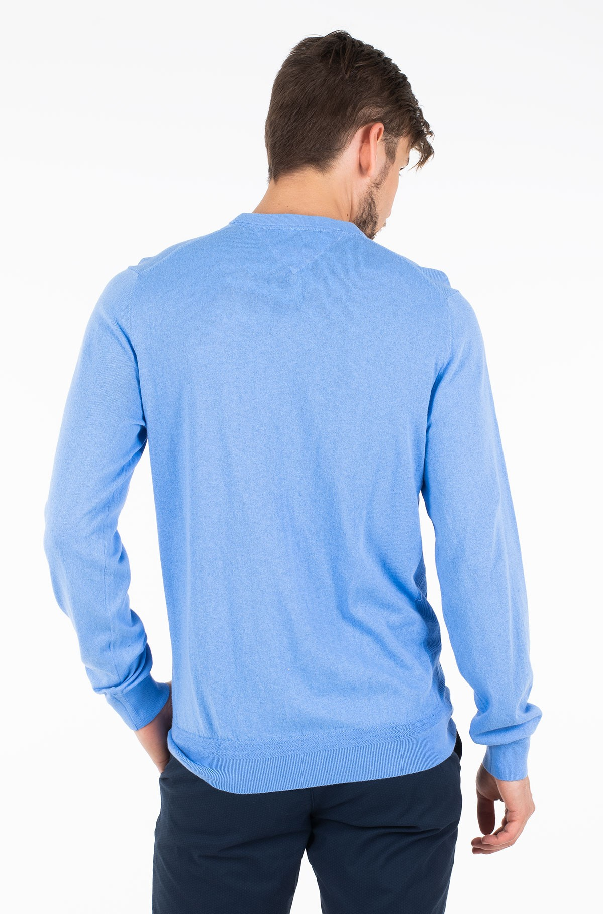 Sviiter PERFORMANCE ORGANIC COTTON CREW-full-2